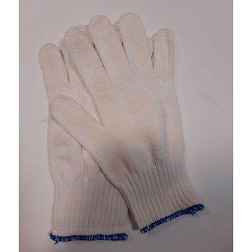 دستکش بافتنی سفید 40 گرمی A