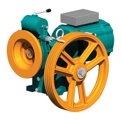 موتورگیربکس دو سرعتهAC2 با قدرت 6.1 کیلووات