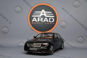 Mercedes Benz E class AMG Black
