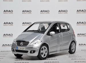 Mercedes Benz A Class silver silver