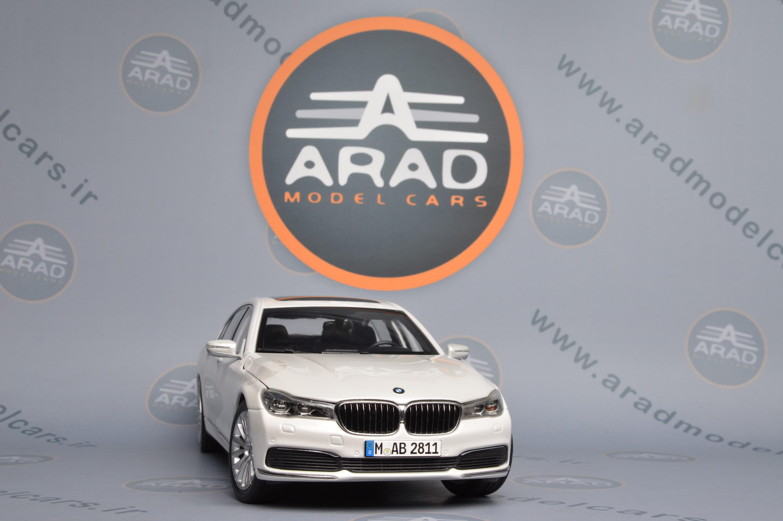 BMW 750Li white