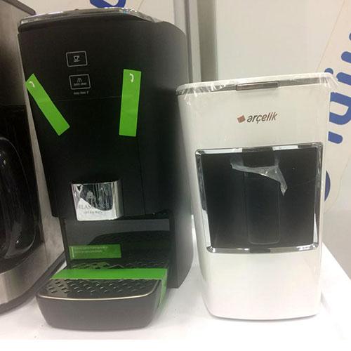 دستگاه قهوه ترک ساز آرچلیک سینگل سفید