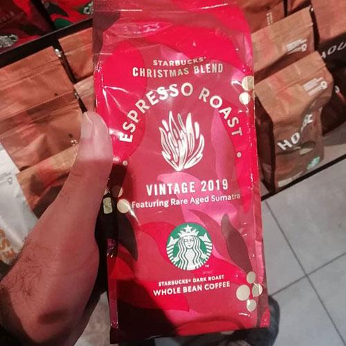 قهوه استارباکس اسپرسورست