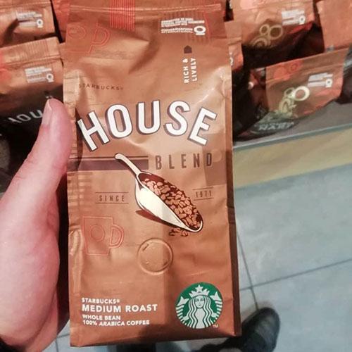قهوه استارباکس هاووس بلند