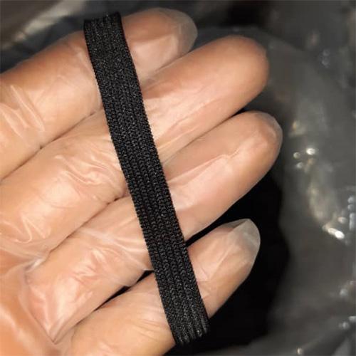 کش سوزنی مشکی 1 سانتیمتر