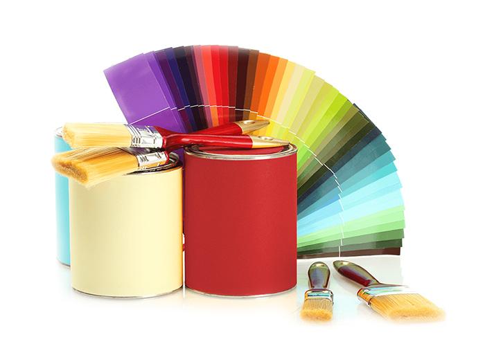 میزان تقاضای رنگ در جهان