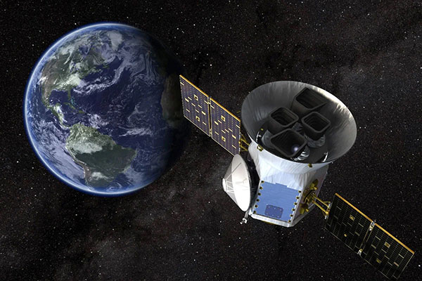 تلسکوپ فضایی TESS ناسا مأموریت اولیهی خود را با موفقیت به پایان رساند