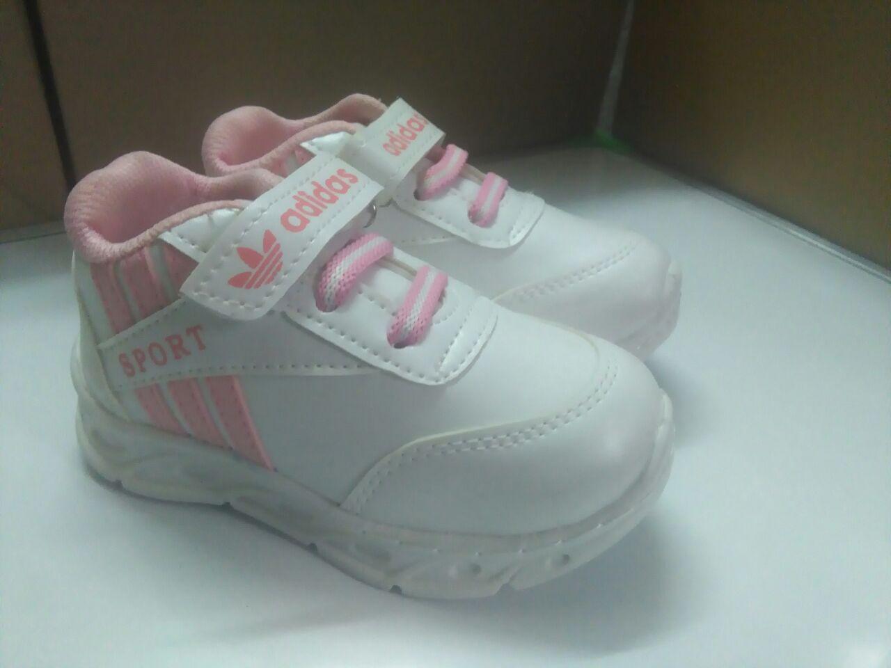 کفش بچه گانه آدیداس سه خط دخترانه