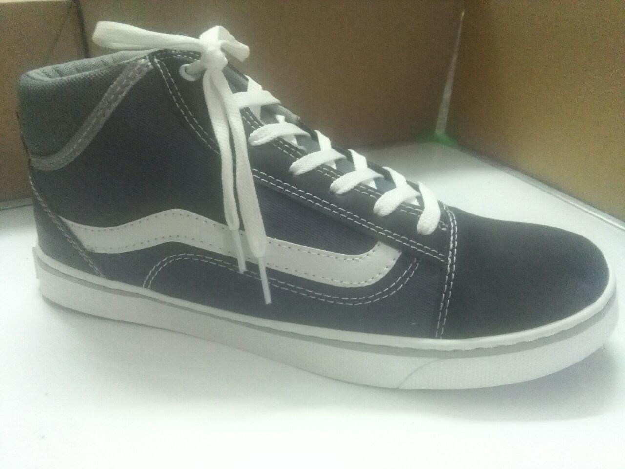 کفش مردانه ساقدار Vans