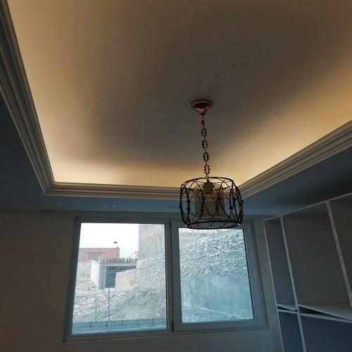 برق ساختمان و نورپردازی