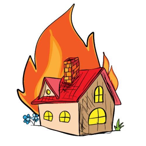 بیمه آتش سوزی
