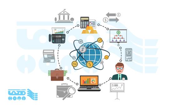 حسابداری مکانیزه و چندسطحی در نرم افزار هما