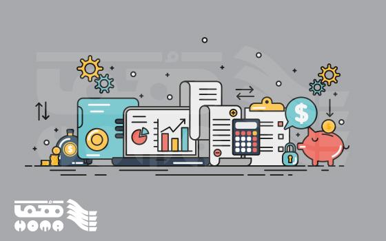 خدمات حسابداری شرکتهای خدماتی - بازرگانی